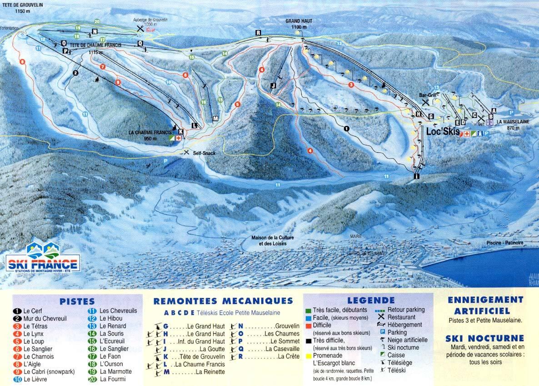 guide de station de ski de g rardmer carte h bergement vacances de ski g rardmer. Black Bedroom Furniture Sets. Home Design Ideas