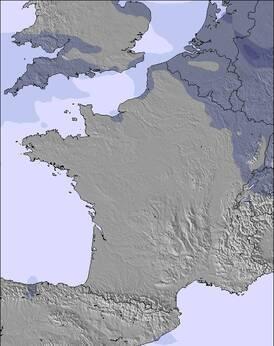 Prévisions neige pour les 3 prochains jours en France