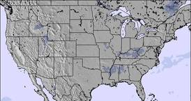United States Snow Forecast