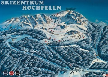 Guide de station de ski de bergen chiemgau inntal hochfelln carte h bergement vacances de ski - Office de tourisme bergen ...
