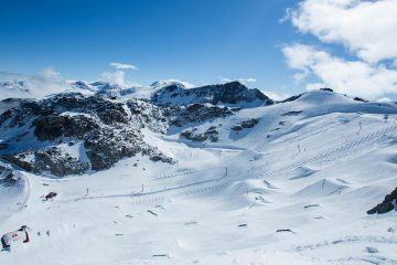 No Summer Skiing at Whistler Blackcomb This Year