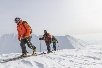 Japan Ski Touring Adventure To Raise funds For Protect Our Winters