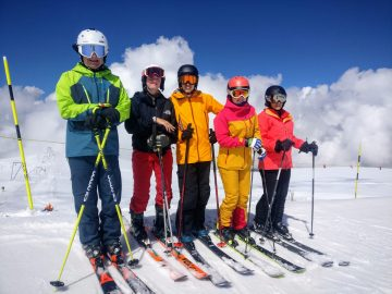 Warren Smith Ski Academy Offers Summer Courses on Swiss Snow